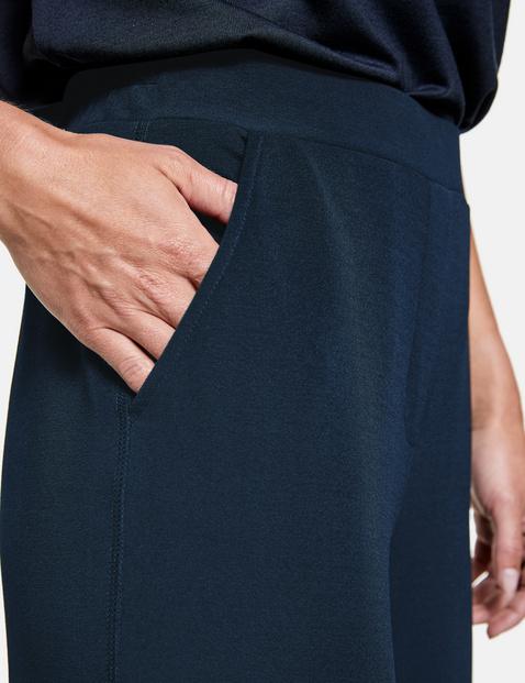 Heavy jersey trousers