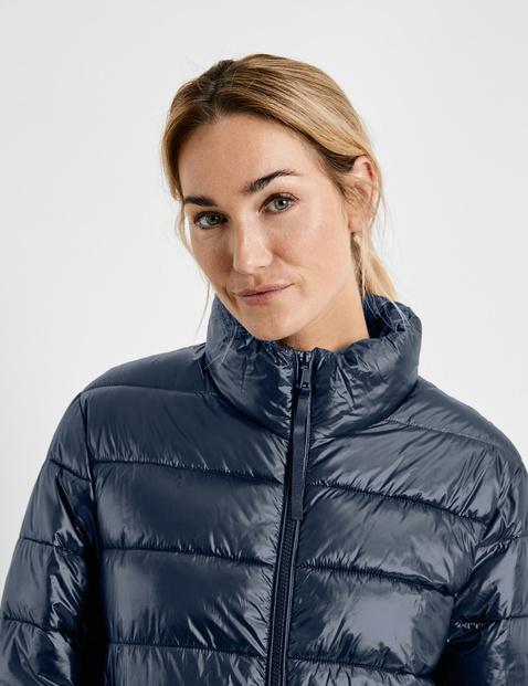 Sportowa pikowana kurtka