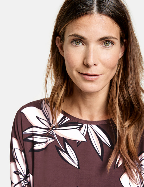 EcoVero floral top