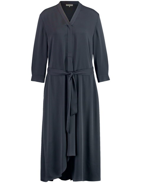 Loose-fitting blouse dress