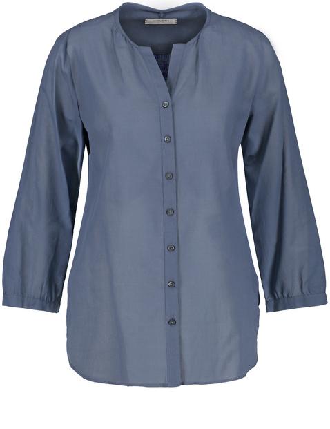 3/4 Arm Bluse aus Baumwolle