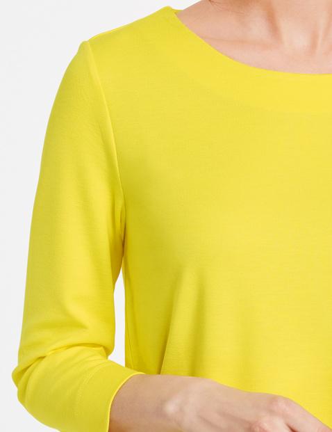 3/4 Arm Shirt Blazing Yellow