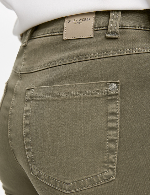 Five-pocket petite trousers, Best4me Slim