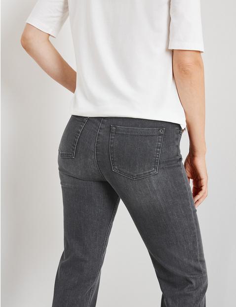 Spodnie z 5 kieszeniami Best4me krótki rozmiar