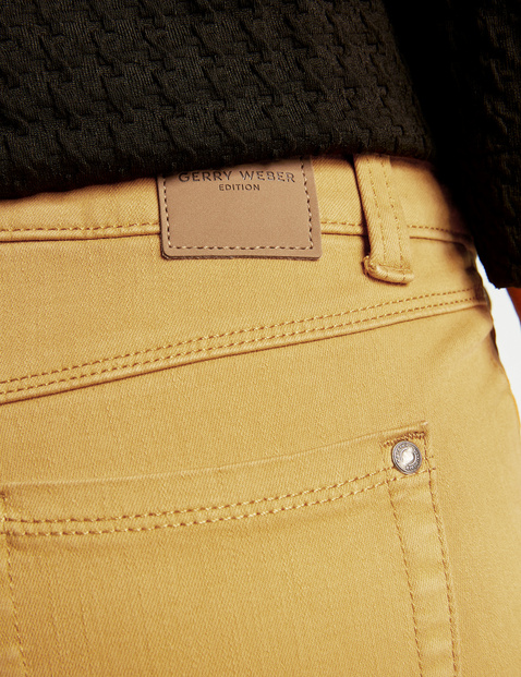 5-Pocket Hose Best4me Skinny Organic Cotton
