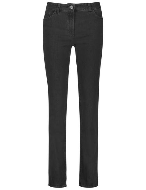 5-pocket-jeans Straight Fit korte maat