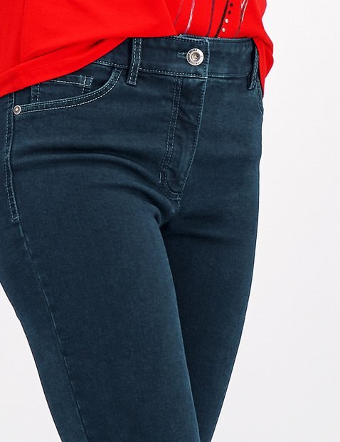 5-Pocket Jeans Straight Fit Long