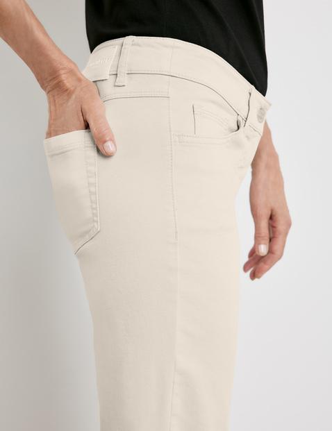Five-pocket design in a 7/8 length, Best4me