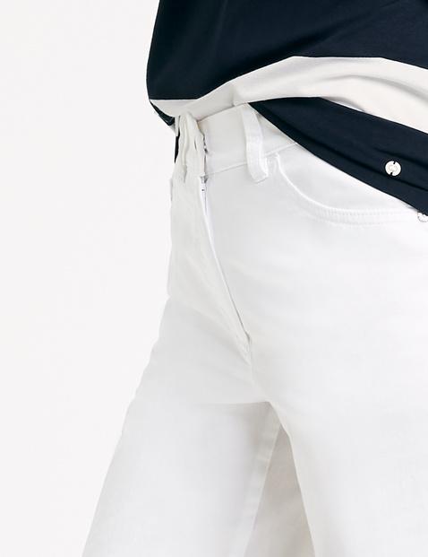 Shorts mit Krempelsaum