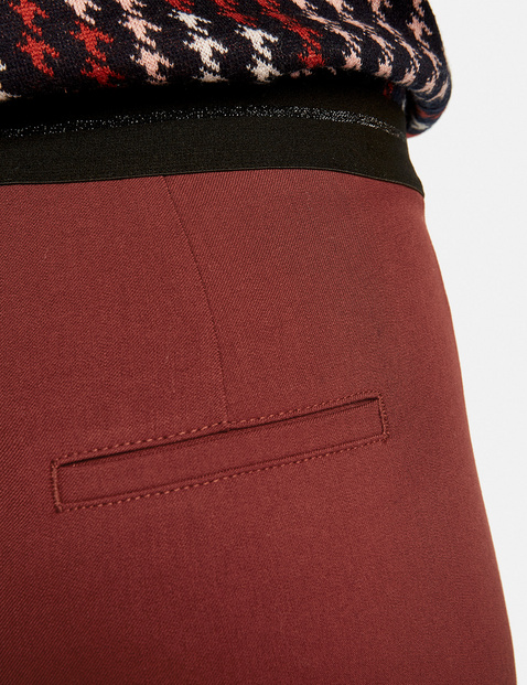 Cropped trousers, Slim Fit