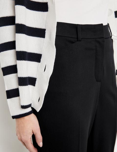Gerade geschnittene Hose
