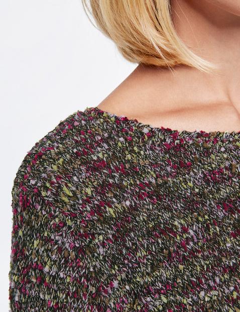 Pullover mit Multicoloroptik