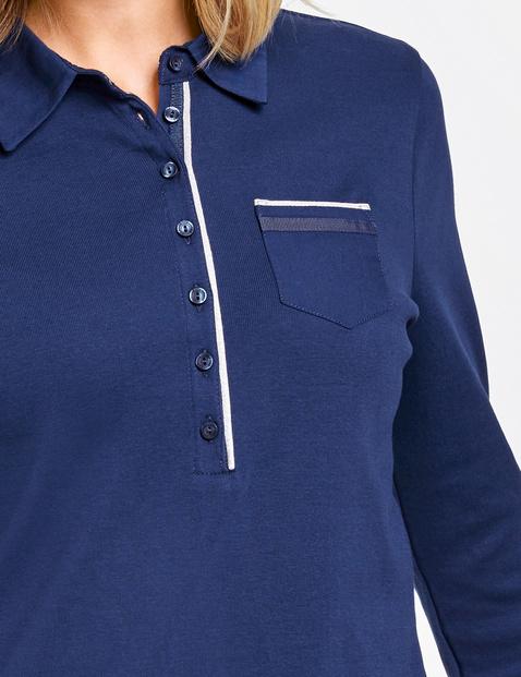 3/4 Arm Poloshirt