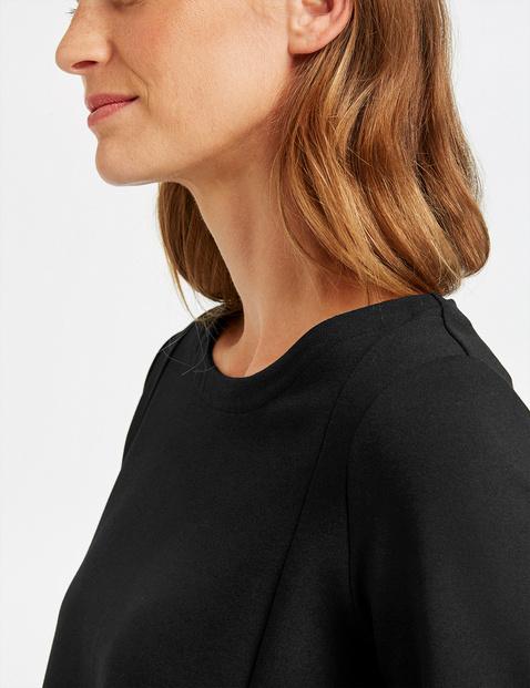 Ausgestelltes 3/4 Arm Shirt